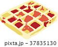 苺のワッフル 37835130