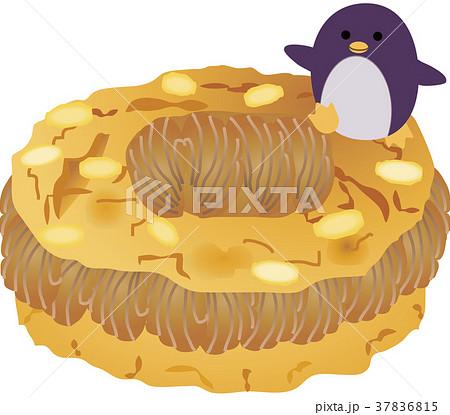 パリブレストとペンギン 37836815