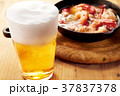 ビールとアヒージョ 37837378