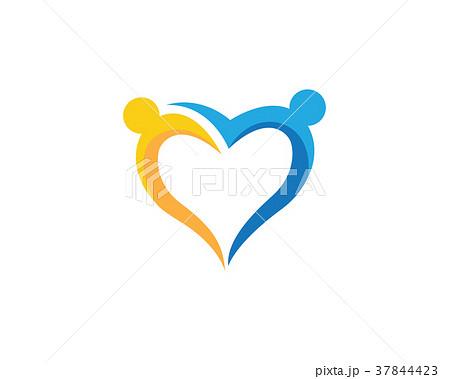 Community care Logo template 37844423