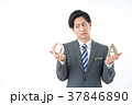 ビジネスマン 男性 質問の写真 37846890