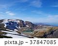 御釜 火口湖 五色沼の写真 37847085