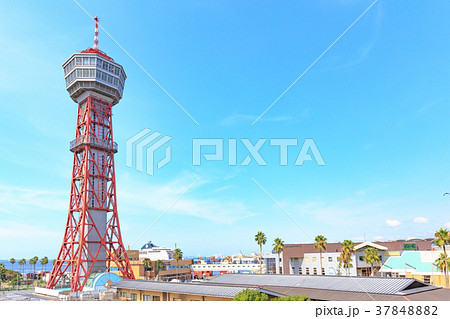 街景 2017夏のベイサイドプレイス博多 福岡市博多区 37848882