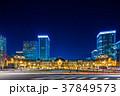 東京駅 駅 夜景の写真 37849573