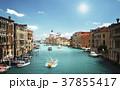 街 運河 イタリアの写真 37855417