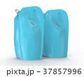 袋 洗剤 ライトブルーのイラスト 37857996