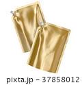 袋 シャンパンゴールド 洗剤のイラスト 37858012