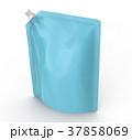 袋 洗剤 ライトブルーのイラスト 37858069