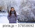 ポートレート 女の子 女児の写真 37858692