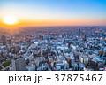 《東京都》池袋の夕暮れ 37875467