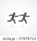 リレー 記号 アイコンのイラスト 37876714