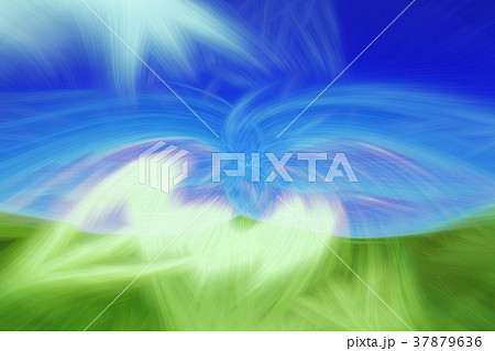 An abstract background, blue green as main colors 37879636