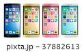 スマートフォン スマホ アイコンのイラスト 37882613