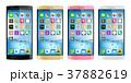 スマートフォン スマホ アイコンのイラスト 37882619