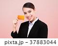 カード 葉書 名刺の写真 37883044
