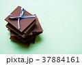 チョコレート バレンタインデー チョコの写真 37884161