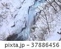 厳寒の涅槃の滝 37886456