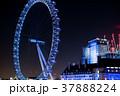 ロンドンアイ 夜景 イギリス 37888224