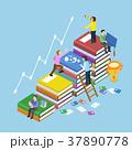 デザイン 柄 教育のイラスト 37890778