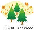 花粉 花粉イメージ 杉花粉のイラスト 37895888