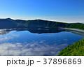 摩周湖 空 風景の写真 37896869