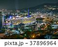 夜景 長崎 ライトアップの写真 37896964