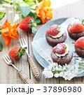 ケーキ チョコレートケーキ カップケーキの写真 37896980