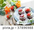 ケーキ チョコレートケーキ カップケーキの写真 37896988