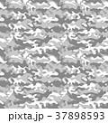 迷彩パターン-シームレス 37898593