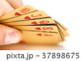 Golden poker cards 37898675