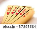 Golden poker cards 37898684