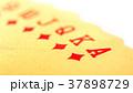 Golden poker cards 37898729