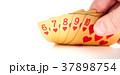 Golden poker cards 37898754