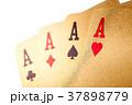 Golden poker cards 37898779