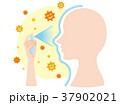予防 花粉 ウイルスのイラスト 37902021