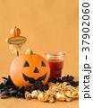 ハロウィン カボチャ お菓子 おもちゃカボチャ ハロウィーンイメージ 37902060