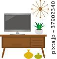 インテリア 家具 インテリア家具のイラスト 37902340