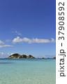 渡嘉敷 海 風景の写真 37908592
