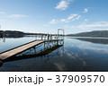 テ・アナウ湖 湖 自然の写真 37909570