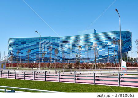 Iceberg Skating Palace is arena Sochi Olympic Park 37910063