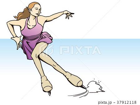 フィギュアスケート 37912118