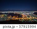 夜景 日本三大夜景 函館市の写真 37915994