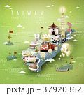 Taiwan attractions map 37920362