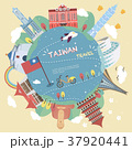 Taiwan travel poster design 37920441