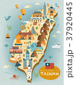 lovely Taiwan travel map 37920445