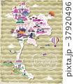 Thailand travel map 37920496