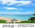 青空 海 沖縄の写真 37925724