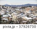 富士山 冬景色 八王子市の写真 37926730