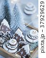 クッキー アイシングクッキー クリスマスの写真 37929629