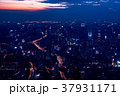 都市風景 上海 夕景の写真 37931171